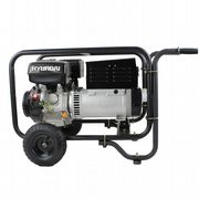Hyundai HY220DC Hire Pro 5Kw 220 Amp Recoil Start Site Petrol Welder Generator